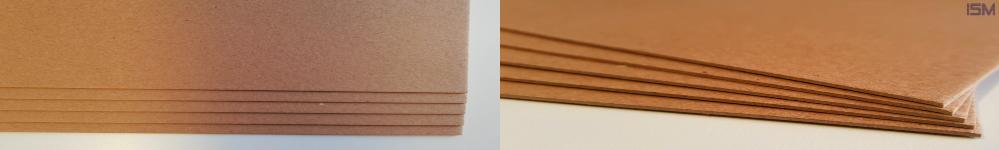 Bookbinding Hardboard, brown