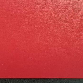 Elite board; painted; 0,8x750x1000mm; red; packing unit 5pcs