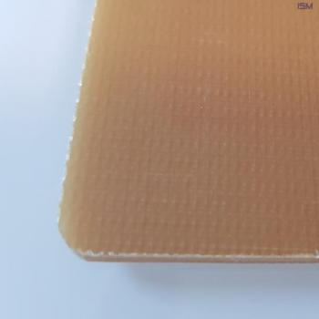 Epoxy laminate reinforced with glass fiber; Temperature class H - 180 °