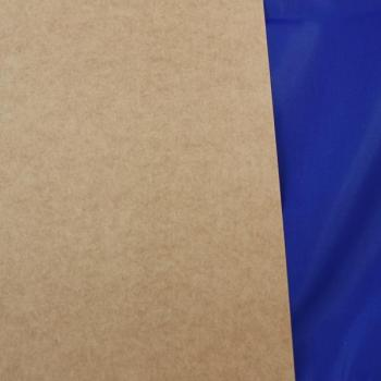 Kraft paper extruded with PE