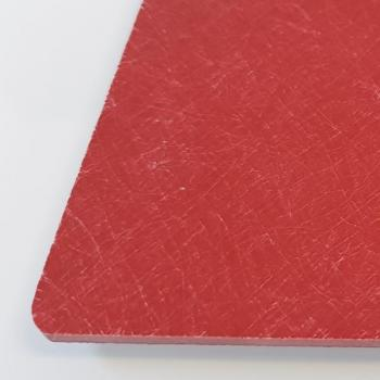 Polyester resin with glass fiber mat; temperature class F - 155°