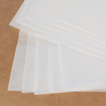 Tissue paper; 21/22 g / m², size: 500x750; TCSF; bleached